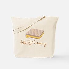 Hot & Cheesy Tote Bag