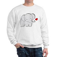 Elephant Love Sweatshirt