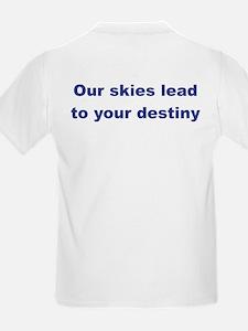 Unique Oceanic airlines T-Shirt