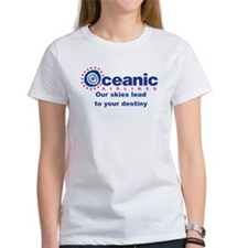 Oceanic Airlines Stein T-Shirt