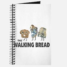 the walking bread Journal