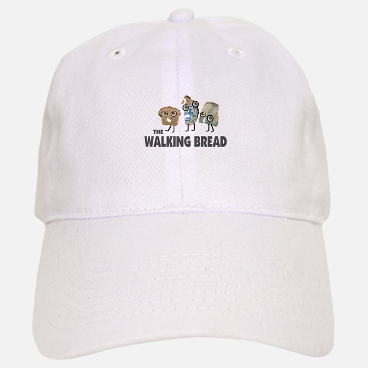 the walking bread Baseball Baseball Baseball Cap