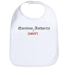 Question Camren Authority Bib