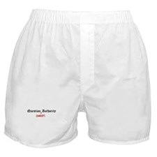 Question Camren Authority Boxer Shorts