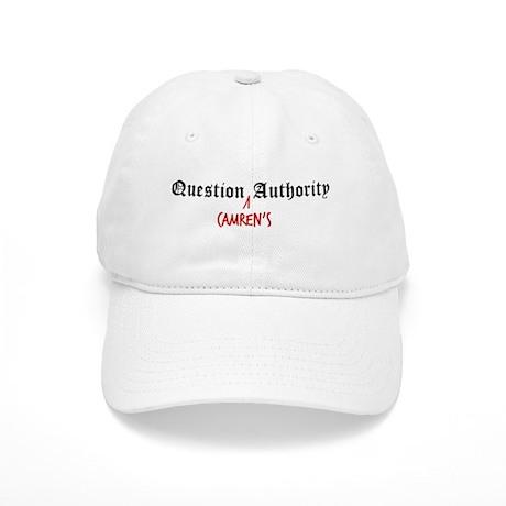 Question Camren Authority Cap