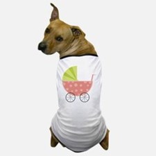 Baby Carriage Dog T-Shirt