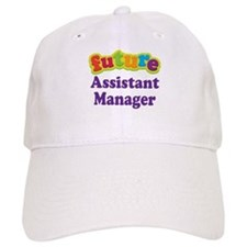 Future Assistant Manager Baseball Cap