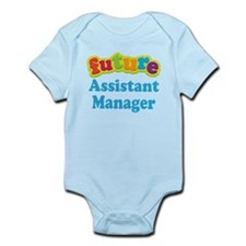 Future Assistant Manager Infant Bodysuit