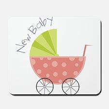 New Baby Mousepad
