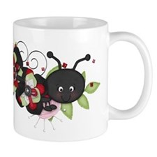 Lovebug Ladybug Mug