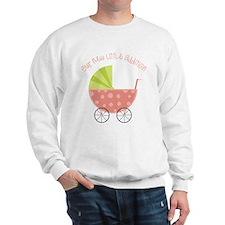 New Addition Sweatshirt