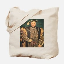 Hans Holbein the Younger Henry VIII Tote Bag