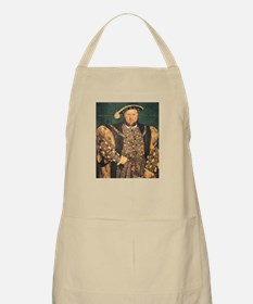 Hans Holbein the Younger Henry VIII Apron