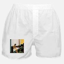 Edward Hopper Hotel Room Boxer Shorts