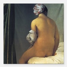 Jean Auguste Dominique Ingres Bather Square Car Ma