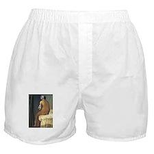 Jean Auguste Dominique Ingres Bather Boxer Shorts