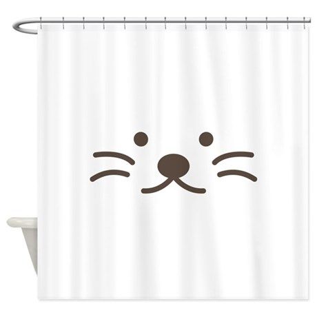 Cute and Lovely v.1 Shower Curtain