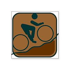 Mountainbike Sticker