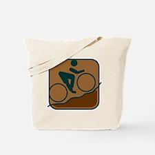 Mountainbike Tote Bag