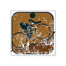 Mountainbike (used) Sticker
