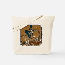 Mountainbike (used) Tote Bag