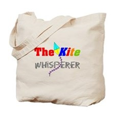 The kite whisperer 2 Tote Bag