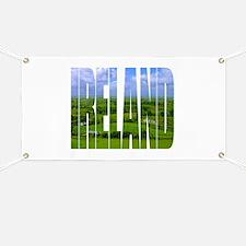Ireland Green Pastures Photo Banner