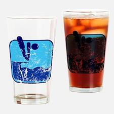 Turmspringen (used) Drinking Glass