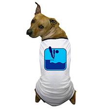 Turmspringen Dog T-Shirt