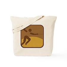Fechten Tote Bag