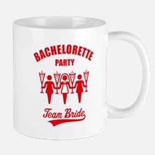 Bachelorette Party – Team Bride (Hen Night), red M