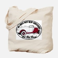 Hi-Jacs Hot Rod Cruisers Tote Bag