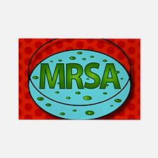 MRSA - Rectangle Magnet