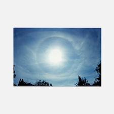 Solar halo - Rectangle Magnet