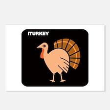 ITURKEY Postcards (Package of 8)