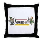 Oktoberfest Throw Pillow