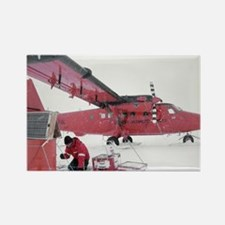 Antarctic research - Rectangle Magnet