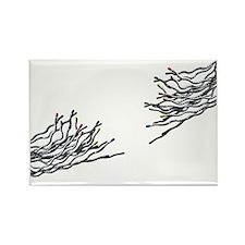 artwork - Rectangle Magnet
