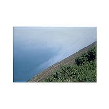 Coastal mist - Rectangle Magnet