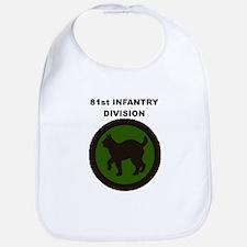 81ST INFANTRY DIVISION Bib
