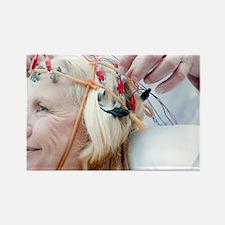 Electroencephalography - Rectangle Magnet