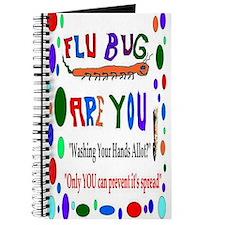 Flu Epidemic Funny Journal