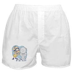 Born to Dive Boxer Shorts
