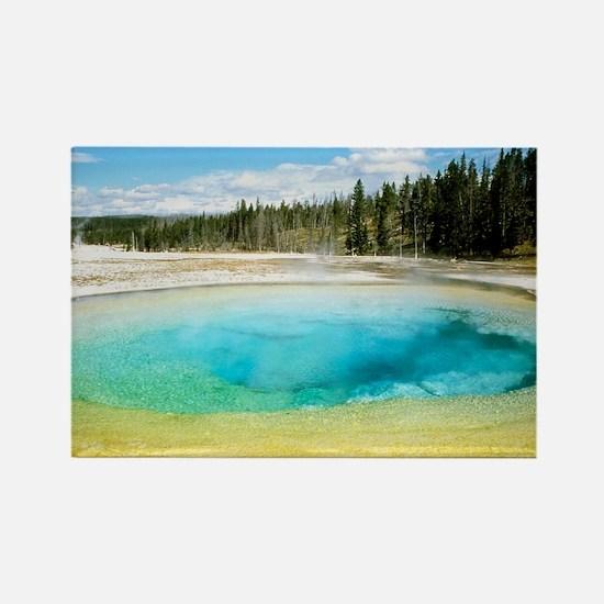National Park - Rectangle Magnet