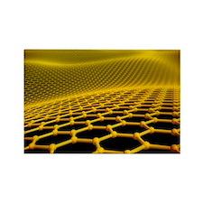 Graphene - Rectangle Magnet