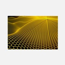 Graphene - Rectangle Magnet