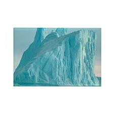 Iceberg - Rectangle Magnet