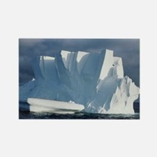 a, Antarctica - Rectangle Magnet