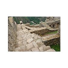 Machu Picchu, Peru - Rectangle Magnet