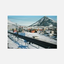McMurdo Station, Antarctica - Rectangle Magnet